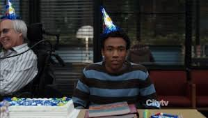 When it s someone s birthday at the office and there is cake