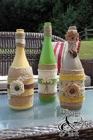 Decorative Wine Bottles Crafts by 25 Unique Decorated Wine Bottles Ideas On Pinterest Wine Bottle