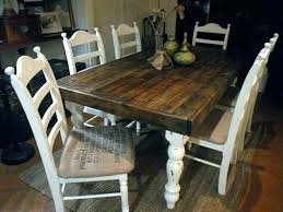 Best Wood For Table Top Dining Room Tops Rustic
