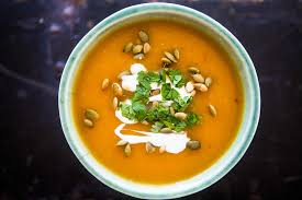 Chipotle Halloween Special 2012 by Chipotle Pumpkin Soup Recipe Simplyrecipes Com