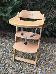 Safety First Wooden High Chairs   In Calne, Wiltshire   Gumtree Adjustable Baby High Chair Infant Seat Child Wood Toddler Safety First Wooden High Chair From 6 Months In Sw15 Thames Eddie Bauer Newport Cover 1st Timba Feeding Safe Hauk The Recline And Grow Booster Frugal Mom Eh Amazoncom Carters Whale Of A Time First Tower Play 27656430 2 1 Beaumont Walmartcom Indoor Chairs Girls Vintage Cheap Travel Find