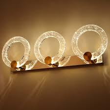 aliexpress buy makeup mirror led ring light bathroom wall