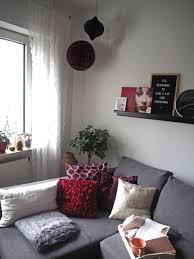 interior god jul klassisches rot für weihnachten skön