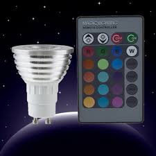new pro 5w e27 multi color change rgb led light bulb l with