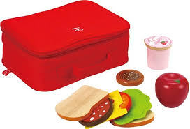 Hape Kitchen Set Canada by Hape Lunchbox Set Toy Store Kid Store Gift Toddler Wooden