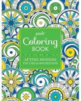 Posh Coloring Book Artful Designs For Fun Relaxation