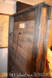 Raymour And Flanigan Bed Headboards by Best 20 Headboard Lights Ideas On Pinterest Rustic Wood