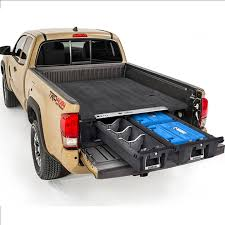 100 Toyota Tundra Trucks DECKED InVehicle Storage System For Dodge Ram ProMaster US