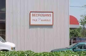 bedrosians tile marble 3646 standish ave santa rosa ca 95407