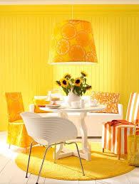 fotostrecke sommerliches gelb im esszimmer bild 17