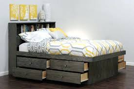queen bed frame storage drawers – successnowfo
