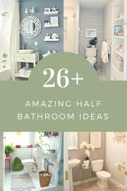 26 Half Bathroom Ideas And Design For Upgrade Your House In 2019 ... Blue Ceramic Backsplash Tile White Wall Paint Dormer Window In Attic Gray Tosca Toilet Whbasin With Pedestal Diy Pating Bathtub Colors Farmhouse Bathroom Ideas 46 Vanity Cabinet Netbul 41 Cool Half And Designs You Should See 2019 Will Love Home Decorating Advice Wonderful Beautiful Spaces Very Most 26 And Design For Upgrade Your House In Awesome How To Architecture For Bathrooms All About House Design Color Inspiration Projects Try Purple