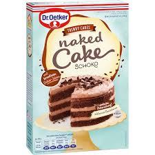 dr oetker cake joghurt schoko