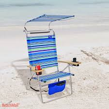 Kelsyus Original Canopy Chair With Ottoman by Tips Beach Chair With Straps Rio Backpack Beach Chair Rio