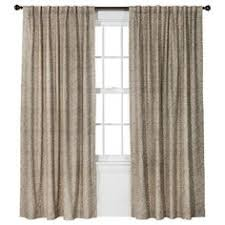 Velvet Curtain Panels Target by Threshold Farrah Lattice Window Panel Target Mobile Home