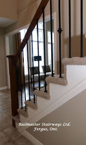 Best 25+ Iron Spindles Ideas On Pinterest | Wrought Iron Stair ... How To Calculate Spindle Spacing Install Handrail And Stair Spindles Renovation Ep 4 Removeable Hand Railing For Stairs Second Floor Moving The Deck Barn To Metal Related Image 2nd Floor Railing System Pinterest Iron Deckscom Balusters Baby Gate Banister Model Staircase Bottom Of Best 25 Balusters Ideas On Railings Decks Indoor Stair Interior Height Amazoncom Kidkusion Kid Safe Guard Childrens Home Wood Rail With Detail Metal Spindles For The