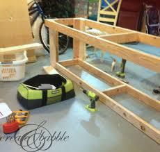Building A Workbench Basement Ideas Diy Woodworking Projects