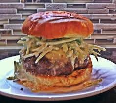 Sofa King Juicy Burger by Beauty Of The Bistro Kansas City Food Trucks Roaming Hunger