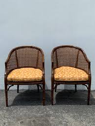 2 Bamboo Chairs Cane Set Of Armchairs Chinese ... Bamboo Chippendale Chairs Small Set Of Eight Tall Back Black Faux Chinese Chinese Chippendale Florida Regency 57 Ding Table Vintage Six A Quick Living Room And Refresh Stripes Whimsy Side By Janneys Collection Chair Toronto For Sale Four