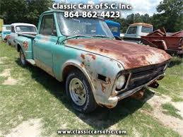 1968 Chevrolet C/K 10 For Sale | ClassicCars.com | CC-995477 1968 Chevy C10 Pickup Truck Hot Rod Network Chevrolet Malibu Classics For Sale On Autotrader Gmc East Haven New Vehicles Dave Mcdermott C60 Dump Truck Item I4697 Sold December 20 Silverado 2500hd Reviews Chevy 4x4 A Photo Flickriver Classiccarscom Cc10120 Panel 68 Pro Touring Cc1109295 Hemmings Find Of The Day K10 Daily