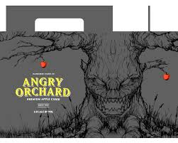 Angry Orchard Hard Apple Cider — Gregory Titus Illustration