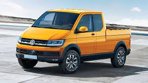 100 Volkswagen Truck 10 Coolest VW Pickups Throughout History