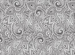 Zen Colouring BOTANICALS Free Printables Sheets For AdultsFree