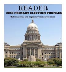 Sandpoint Reader - 2018 Primary Election Profiles By Keokee :: Media ...