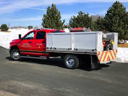 100 Fire Brush Truck Red Line S United States