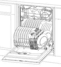 Jenn Air Dishwasher