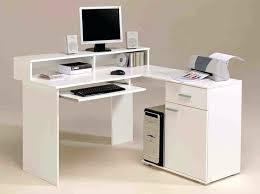Black Corner Computer Desk With Hutch by Top Micke Corner Workstation Black Brown Ikea Inside Corner Desk
