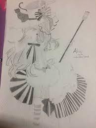 Cute Starbucks Frappuccino Drawing Fresh Dibujo Anime Lapiz Alicewithwonderland