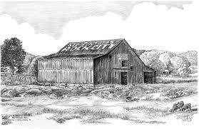 Grainger Co. Tn. - WENDY LEEDY ART The Red Barn Store Opens Again For Season Oak Hill Farmer Pencil Drawing Of Old And Silo Stock Photography Image Drawn Barn And In Color Drawn Top 75 Clip Art Free Clipart Ideals Illinois Experimental Dairy Barns South Farm Joinery Post Beam Yard Great Country Garages Images Of The Best Pencil Sketches Drawings Following Illustrations Were Commissioned By Mystery Examples Drawing Techniques On Bickleigh Framed Buildings Perfect X Garage Plans Plan With Loft Outstanding 32x40 Sq Feet How To Draw An