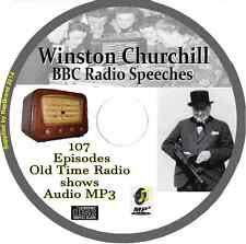 Churchills Iron Curtain Speech Bbc by Winston Churchill Speeches Music Ebay