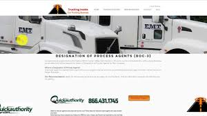 100 All State Trucking What Is A Designation Of Process Agent BOC3 By Inside