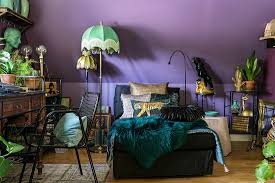 recamier und exotische vintage deko im bild kaufen