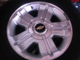 For Sale: OEM Stock 2009 Chevy Tahoe Wheels With Tires - Chevrolet ...