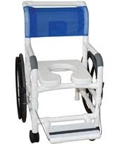 Bariatric Transport Chair 24 Seat by Pvc Access Wheelchairs Pool Access Chairs Transfer Chairs