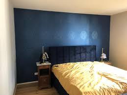mal blau machen im schlafzimmer handwerks malerbetrieb