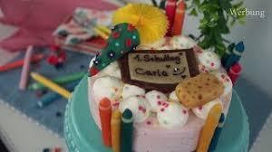 coppenrath wiese rezept benjamin blümchen torte zur einschulung verzieren mit kuchenfee