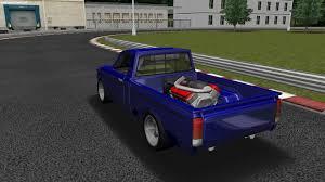 100 Mid Engine Truck STuner Rear 20
