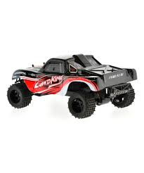 Black Remote-Control Land King Stadium Truck | Zulily