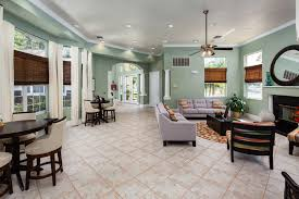 Interior Clubhouse At Tuscany Villas Of Brandon Apartment Homes