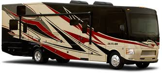 2017 Outlaw Class A Toy Haulers Motorhomes W Garage By Thor Motor Coach