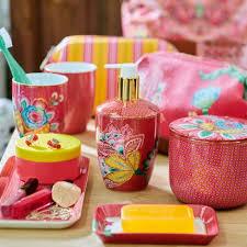 pip studio badezimmer accessoires twinkle pink 3er set