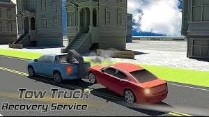 Tow Truck Recovery Service - Gameplay Android - YouTube