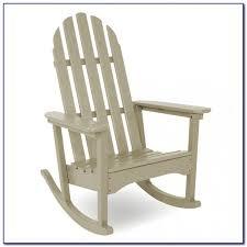 Adirondack Chair Kit Polywood by Adirondack Rocking Chair Polywood Chairs Home Design Ideas