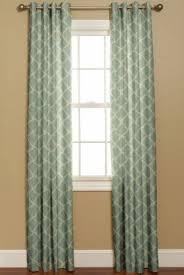 custom bay window curtain rods eyelet ideas splashy wood technique