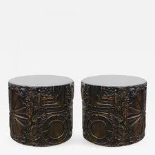 Adrian Pearsall - Single Brutalist Side Table By Adrain Pearsall For Craft  Associates