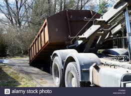 100 Roll Off Dumpster Truck Stock Photos Stock